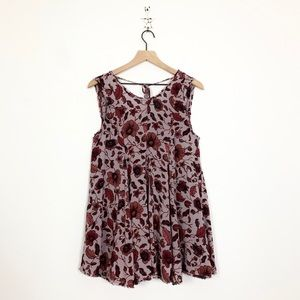 Urban Outfitters Dresses - Ecote Clary Godet Trapeze Dress